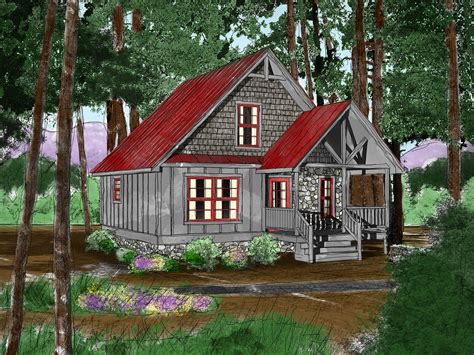 cool  sq ft cozy cabin tiny home  mountain