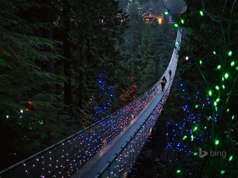 beautiful night lights bing theme fondo de pantalla avance