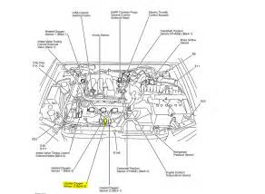 similiar 2008 nissan altima engine diagram keywords nissan sentra exhaust diagram in addition 2008 nissan sentra engine