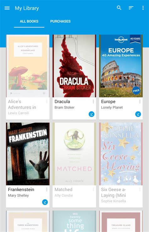 Google Play Books for Android - Download