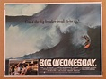 Big Wednesday Vintage Movie Poster - at SimonDwyer.Com