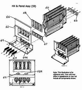 Payne Model Pg8maa036045aaja Furnace  Heater  Gas Genuine Parts