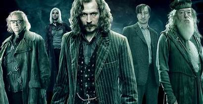 Potter Harry Characters Phoenix Order Beasts Fantastic