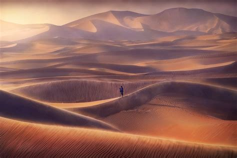 Photo Sand Waves Abdulla Almajed The Rub