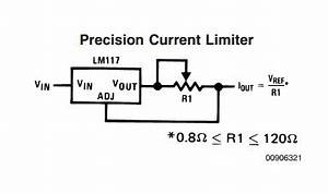 simple lm317 variable voltage supply does it limit With variable bidirectional current source