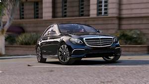Mercedes E Class : 2016 mercedes benz e class e350e gta5 ~ Medecine-chirurgie-esthetiques.com Avis de Voitures