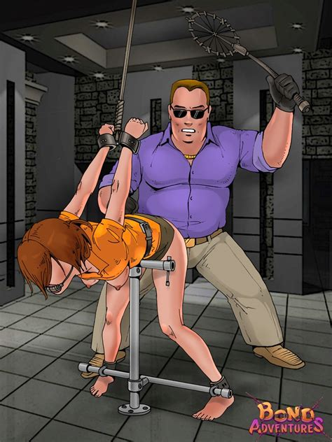 Set 68 Amazing Spanking Of Bruce Bruce Bond Hentai