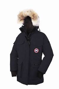 CANADA GOOSE EXPEDITION PARKA Navy WOMENS 4565L