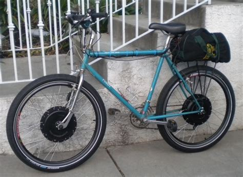 E Bike Electric Motor by Dual Motor Electric Bicycle Electric Bike Solutions Llc
