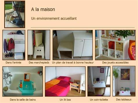 organiser chambre bébé montessori aménagements assistante maternelle