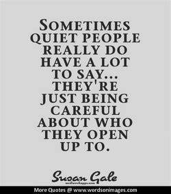 Quotes about Quiet Place (80 quotes)
