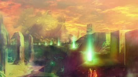 scenic video games xenoblade chronicles wallpaper