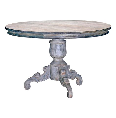 antique grey dining table gerome swedish gustavian white wash antique gray dining