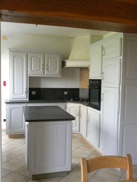 plan de travail cuisine gris clair cuisine gris clair cuisine carrelage gris clair