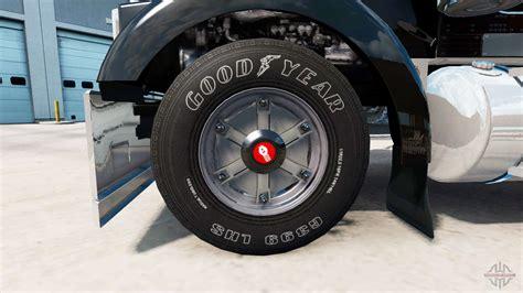 wheels kenworth  american truck simulator