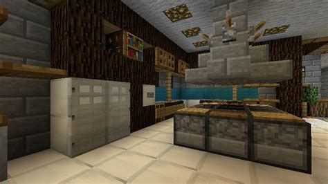Minecraft Kitchen On by News Come Make A Functioning Kitchen In Minecraft This