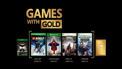 xbox july free games with gold predictions for july 2018 xbox one 360