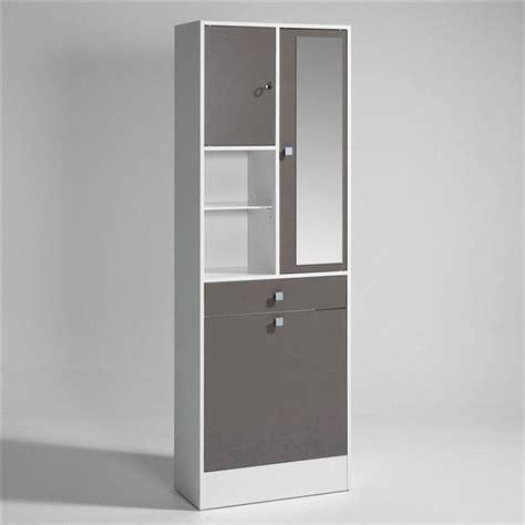 meuble salle de bain bac a linge integre 17 meilleures id 233 es 224 propos de armoire 192 linge de salle de bains sur armoire de