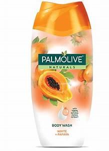 Palmolive Naturals - White + Papaya Body Wash