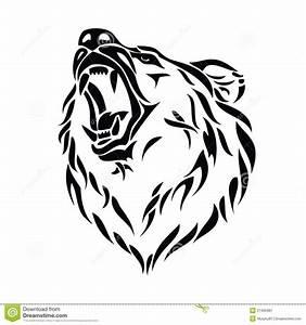 Grizzly bear head | School Art - Bear | Pinterest | Signes ...