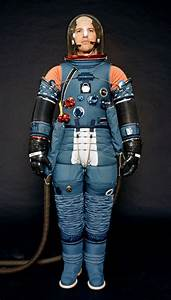 The business section of space suits—this is what's under ...