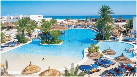 surface chambre hotel hotel djerba tunisie cap voyage