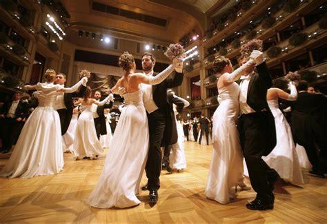 Viennese Waltz Dance Class - Prepare for a Black Tie ...