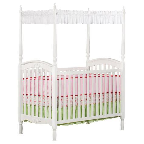 princess baby crib delta children lil princess canopy crib white baby