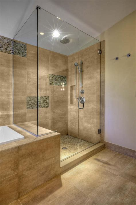 Walk In Shower Designs Ideas To Build One Yourself
