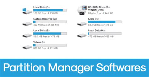 best windows partition manager top 5 best partition manager softwares for windows