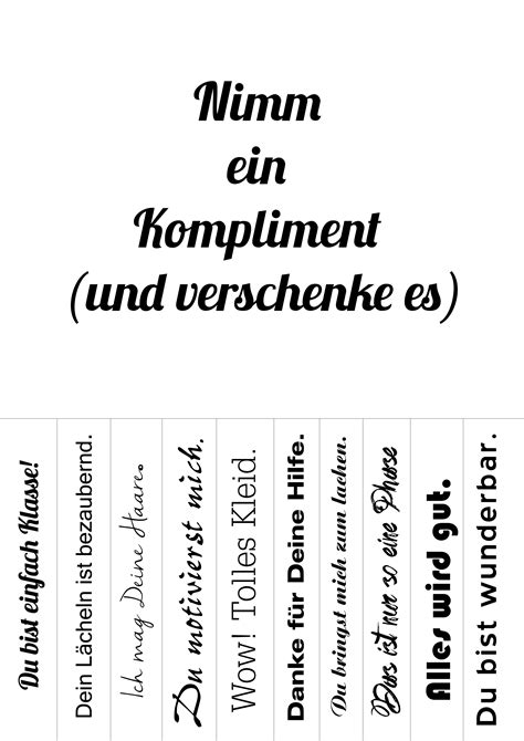 kompliment lettering diy von jane carrot