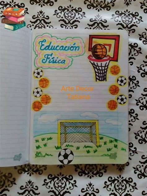 pin de judith larrochelle en caratulas web cuadernos creativos marcacion de cuadernos