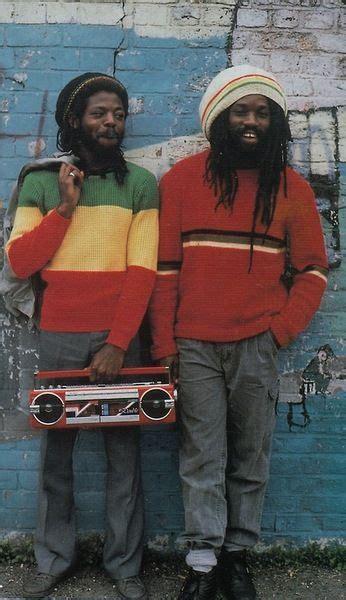Jamaica Rasta Man