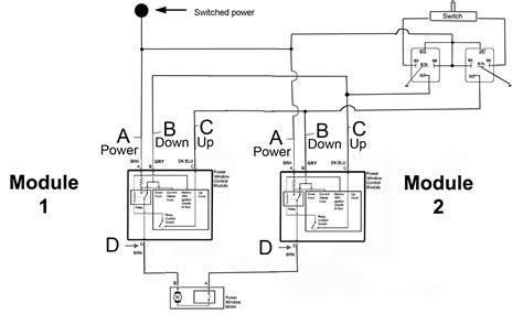 technical help me understand gm power windows the h a m b