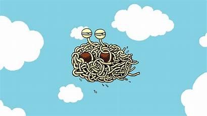Spaghetti Flying Monster Volant Monstre Cheval Du