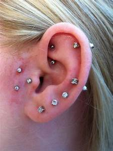 Haven Body Arts, Tragus Piercing by Penelope Haven Body ...