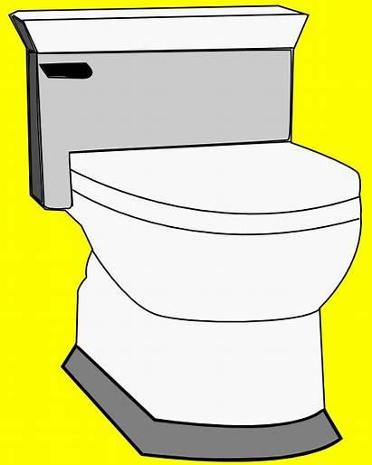 Toilet Clipart Klo Bathroom Seat Loo Plumbing