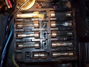 69 Chevelle Fuse Box