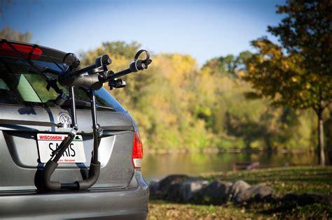 most durable bike porter trunk 2 bike car rack saris