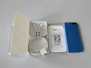 MINT IN BOX Apple iPod Touch 6th Generation 32GB Blue ...