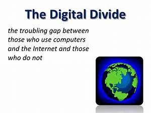 Digital divide presentation