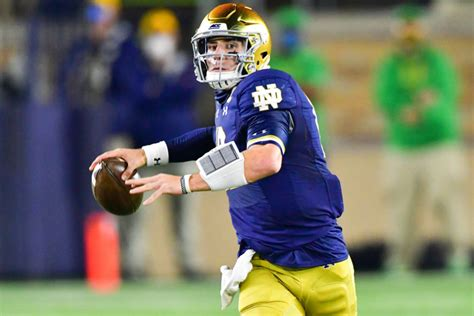 Notre Dame Football: Fighting Irish Jump To No. 1 In CBS ...