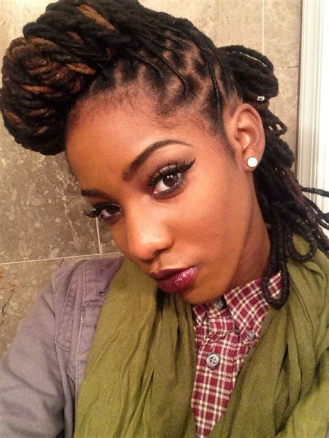 Cool Dreads Hairstyles by 17 Best Images About Dreads On