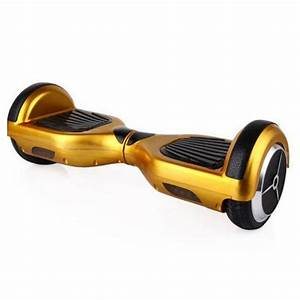Hoverboard 1 Roue : gyropode hoverboard lectrique or bluetooth hoverboard a ~ Melissatoandfro.com Idées de Décoration