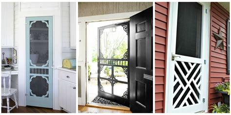 screen door ideas screen door ideas ways to use screen doors