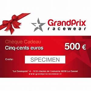 Kadeos Bon D Achat : bon d 39 achat 500 grand prix racewear ~ Dailycaller-alerts.com Idées de Décoration