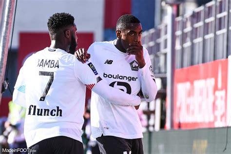 L1 - Les compos officielles de LOSC - Lorient