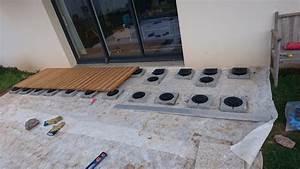 construire une terrasse en bois sur sol meuble 7 With poser une terrasse en bois sur terre