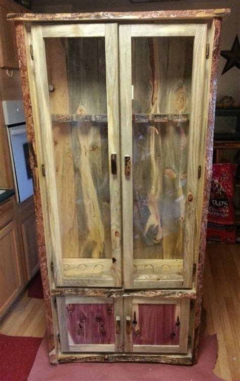 ideas  gun cabinets  pinterest gun