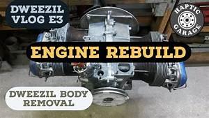 Vw Bug Dweezil Restoration Engine Rebuild And Removal E3